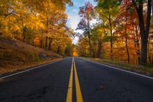 Autumn In Bear Mountain New Yo...