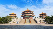 Yuanxuan Taoist Temple Guangzhou GuangDong, China