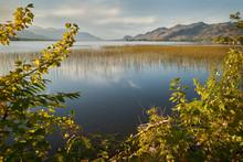 Sunrise Osoyoos Lake, British ...
