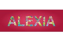 Vorname Alexia, Grafik