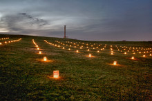 Annual Luminaries At Antietam