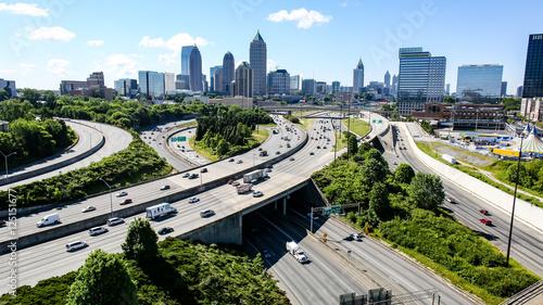 Photo Atlanta Downtown