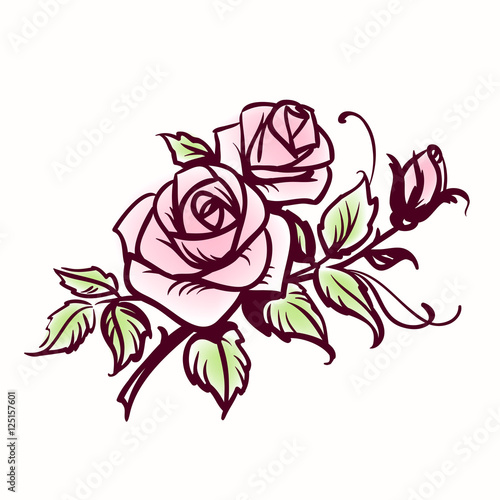 Roses #125157601