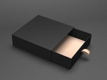 Open Black Box 3d Rendering