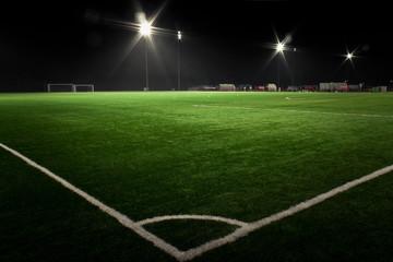 Fototapeta na wymiar Boisko piłkarskie