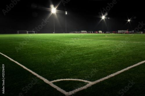 Fototapeta Boisko piłkarskie obraz