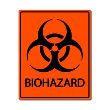 Biohazard Sign Illustration
