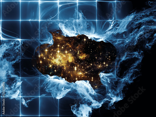 Photo  Fabric of Space