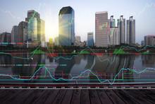Technical Stock  Bar Chart  An...