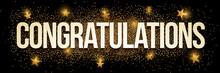 Congratulations Golden Glitter...