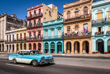 Old Havana Downtown Street - H...