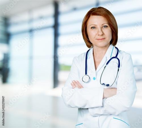 Fototapety, obrazy: Doctor.