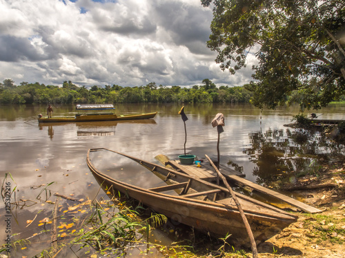 Fototapety, obrazy: Traditional, indian  boats