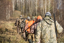 Reaching The Hunters On The Trail Of Weapons