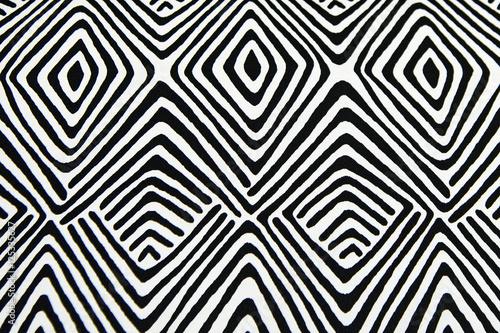Photo  Printed fabrics