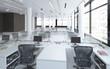 Einrichtung im Büro (Vision)