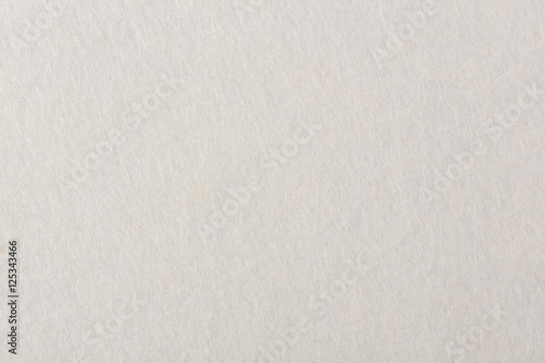 Fotomural  Texture of white felt for backgrounds or texture.