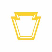 Keystone Shape - Vector Logo I...