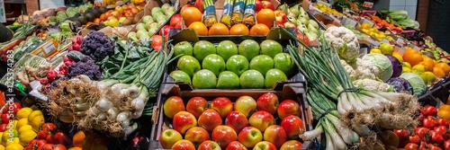 Fotomural Ventaglio di frutta