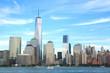 New York City Skyline in New York City, USA