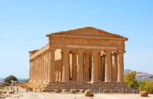 The Visit Card Of Agrigento