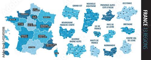 Foto régions france