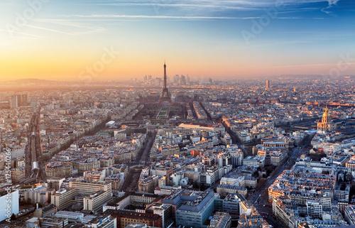 Papiers peints Paris Paris - Eiffel tower, France