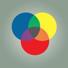 Circle Graph Color Scheme