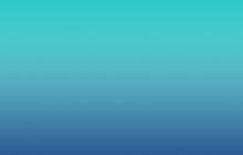 Blue Green Gradient Background