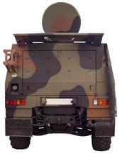 Italian Army Military Truck