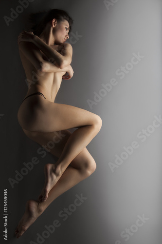 beauty nude woman