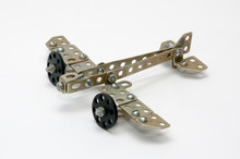 Model Aircraft Made From Metal Children's Designer