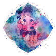 Ganesha, Or Ganapati, Indian D...