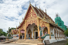 """Ancient Temple Is In North Of Thailand. It Called """"Wat Suan Tan"""""""