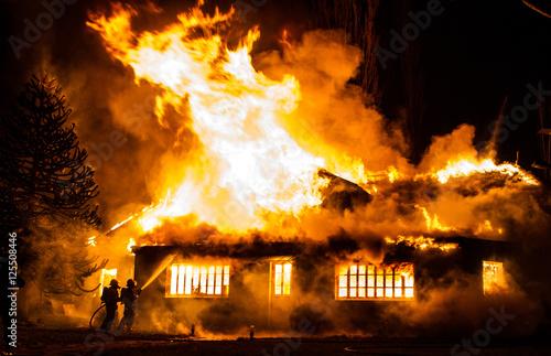 Photo Incendio