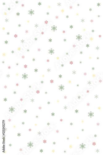 Fototapeta śnieg na tle obraz