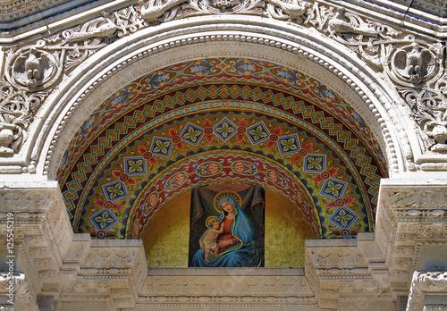 Fotografie, Obraz  Portal Parrocchia di Nostra Signora della Neve