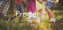 Progeny Children Generation Ju...