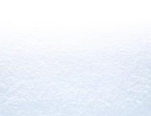 Pure White Snow Background