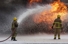 Airport Fire - Rescue - Practice