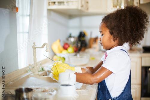 Fotografia Kitchen work