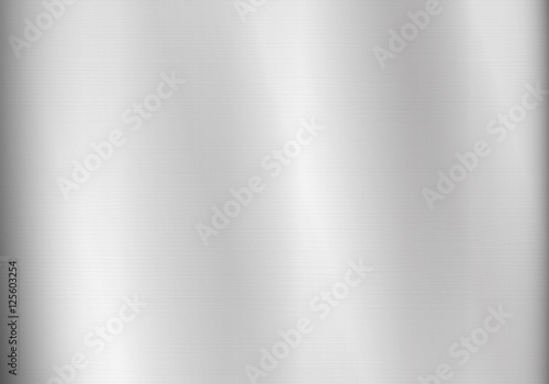Poster Metal Metal texture background