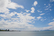 Sea Sky and Cloud
