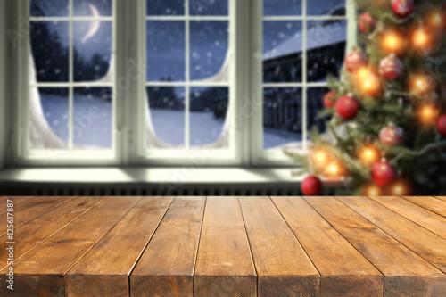 Foto-Doppelrollo - window space  (von magdal3na)