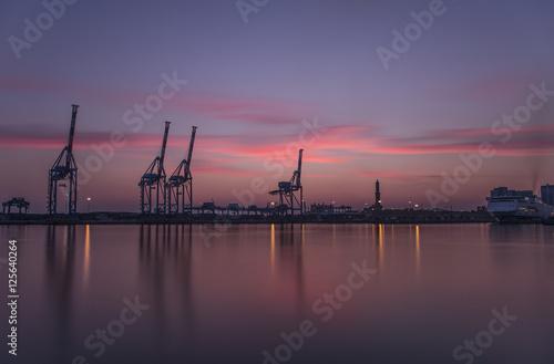 Photo  Zena Sunset