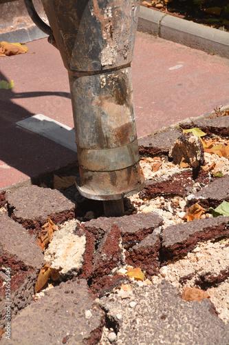 Fotografia, Obraz  picando el suelo