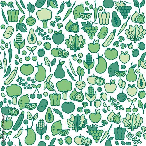 warzywa-bezszwowy-wzor