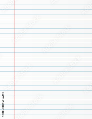 School notebook paper sheet exercise book page background - Wallpaper notebook paper ...