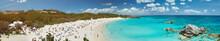 Panorama Of Horseshoe Beach