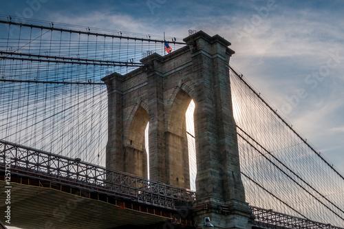 Fotografie, Obraz  Brooklyn Bridge